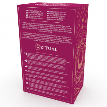 RITHUAL SHUSHU NEW GENERATION CLITORIAL ORQUIDEA