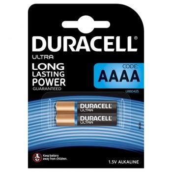DURACELL ULTRA POWER PILA ALCALINA AAAA MX2500 15V BLISTER2